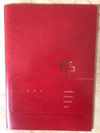 Suisse Schweiz Jahrbuch Livre Des Timbres 1995 Complet / Komplett MNH** - Switzerland