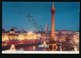 London - Trafalgar Square At Night [AA28 1.877 - Reino Unido