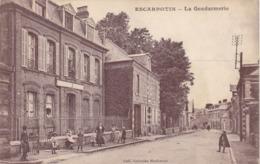 Somme - Escarbotin - La Gendarmerie - Francia