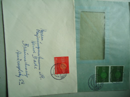 GERMANY 2  COVERS 1960   EUROPA   PAIR - Europa-CEPT