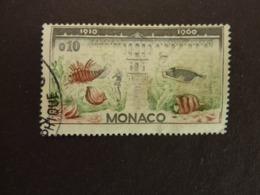 MONACO, Année 1960, YT N° 527 Oblitéré - Used Stamps