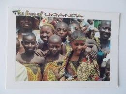 The Face Of Uganda - Kampala - Ouganda