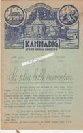 Roudouallec---morbihan---56---bulletin Paroissial De 1960--11 Pages - Old Paper