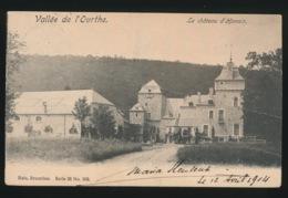VALLEE DE L'OURTHE  LE CHATEAU D'HAMOIR   KREUK - Hamoir