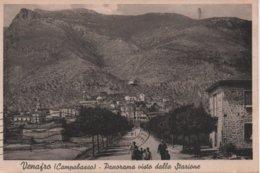 VENAFRO  CAMPOBASSO  PANORAMA VISTA DALLA STARIONE - Campobasso