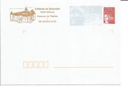 """Prêt à Poster - PAP """" Chateau De BAZOCHES Demeure De VAUBAN """" Neuf ( Luquet ) - Entiers Postaux"""