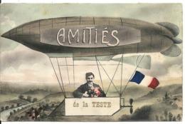 LA TESTE. AMITIES DE... - France