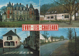 CPM  Evry Les Chateaux - Andere Gemeenten