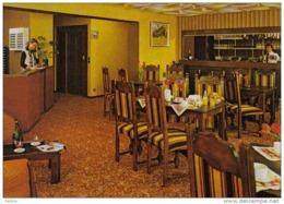 Carte Postale 68. Horbourg-Wihr  Hotel Des Romains Route De Neuf-Brisach  Prés Colmar Trés Beau Plan - Non Classés