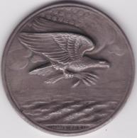 SWITZERLAND, Silver Medal 1918 By Hans Frei - Gettoni E Medaglie