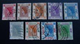 B3292 - Hong Kong  - 1954 - Hong Kong (...-1997)
