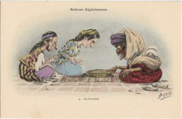 ASSUS - HUMORISTIQUE - SCENES ALGERIENNES - LA GUIZANE -  PRECURSEUR - Humour