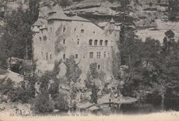 Lozère -  Gorges Du Tarn - Le Château De La Caze - Non écrite - Gorges Du Tarn