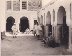 NEFTA Tunisie  1923 Photo Amateur Format Environ 7,5 Cm X 5,5 Cm - Luoghi