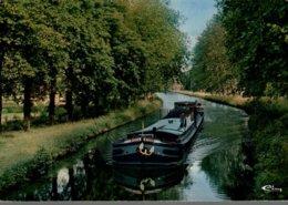 71 PARAY-LE-MONIAL  LE CANAL DU CENTRE - Paray Le Monial