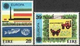 Ireland 1986, Europa (Environment Protection) (MNH, **) - Europa-CEPT