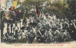 Belgique - Hasselt - De Bijlmans En Trompetters Van 1830 - Couleurs - Hasselt