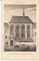 "ANTWERPEN-ANVERS""CHAPELLE DE ST.ANNE-RUE DE L'EMPEREUR-KEIZERSTRAAT""G.HERMANS N°64 - Antwerpen"