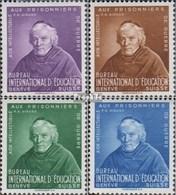 Suisse Ibe V-ibe VIII (complète.Edition.) Neuf Avec Gomme Originale 1940 Erziehungsbüro - Suisse