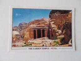 PETRA - Ehe Garden Temple -  Al Aqaba - Jordan