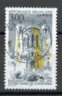 "FRANCE - LYON - N° Yvert 3022 Obli. RONDE DE ""LYON 1996"" - France"