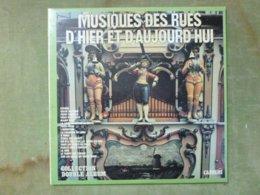 MUSIQUES DES RUES D'HIER A AUJOURD'HUI - - Compilations