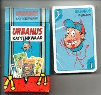 Urbanus Kattenkwaad Nog Verpakt Strip Stripfigure Kaartspel Voor Jong En Oud - Cartes à Jouer Classiques