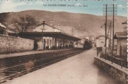 Gard - LA GRAND COMBE - La Gare - Non écrite - La Grand-Combe