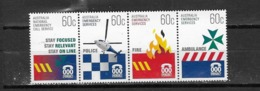 Australie N° 3299 à 3302** - 2010-... Elizabeth II