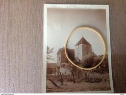 Grimbergen Photo D'époque Ferme - Cartes Postales