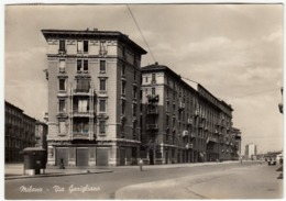 MILANO - VIA GARIGLIANO - 1961 - Milano (Milan)