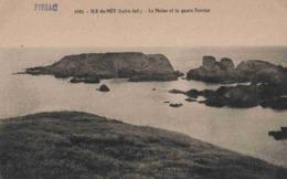 CPA  Piriac Ile De Mêt Le Moine N - Piriac Sur Mer