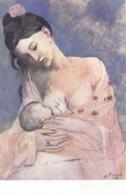 13 CP LA FEMME ET SON ENFANT - Postcards