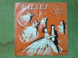 VALSES - Johann Strauss - Orchestre De Hirschberg Sous La Direction De B. Pyrmont - Klassik