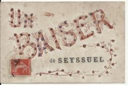 SEYSSUEL. UN BAISER DE... - France