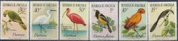 1961 VENEZUELA 640-2+ PA 741-43** Oiseaux - Venezuela