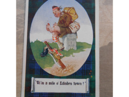 BRITISH,postcard Illustrated MC GILL DONALD - Mc Gill, Donald