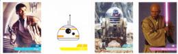 Carte Leclerc 4 Star Wars 2019 2020 N° 06 F 42 18 Maîtriser La Force - Star Wars