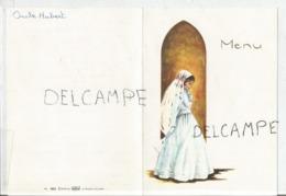 Profession De Foi De Nicole Le 3 Mai 1970 à Welkenraedt. - Menus