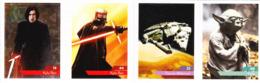 Carte Leclerc 4 Star Wars 2019 2020 N° 16 44 23 40 Maîtriser La Force - Star Wars