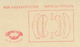 Meter Cut Netherlands 1975 Old Delft - Optical Systems - Wissenschaften