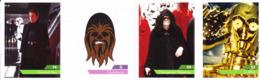 Carte Leclerc 4 Star Wars 2019 2020 N° 74 D 59 52 Maîtriser La Force - Star Wars