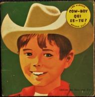 M. Crawford - Cow-boy Qui Es-tu ? - Les Albums Bonne Nuit  - Éditions Des Deux Coqs D'Or - ( 1970 ) . - Boeken, Tijdschriften, Stripverhalen