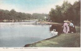 Postcard - Queens Mere, Wimbledon Commom Card No..557 Unused Very Good - Postkaarten