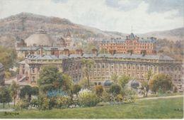 Postcard - Art - A.R. Quinton - Buxton  Card No..1163 Unused Very Good - Postkaarten