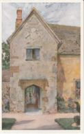 Postcard - The Sulgrave Manor, Northants - No Card No.. Unused Very Good - Postkaarten