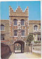 Postcard - The Gatehouse Of Jesus Collage, Cambridge - Card No. PCM/88447X - VG - Postkaarten