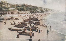 Postcard - Bournmouth View Of Sands From The Pier C1899 - Card No.. Unused Vg For Age - Postkaarten
