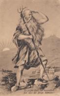 AK - Tschechien - Berggeist Rübezahl In Karpacz (deutsch Krummhübel) - 1923 - Tchéquie