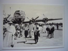 Avion / Airplane /  SABENA / Douglas DC-6 / Seen At Stanleyville Airport - 1946-....: Modern Tijdperk